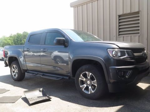 Pre-Owned 2016 Chevrolet Colorado 2WD Z71 RWD Crew Cab Pickup
