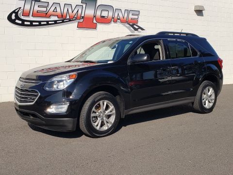 Pre-Owned 2016 Chevrolet Equinox LT FWD Sport Utility