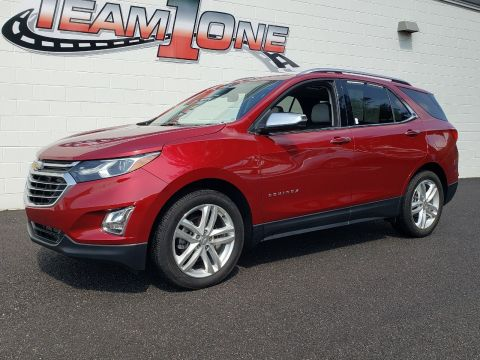 Pre-Owned 2018 Chevrolet Equinox Premier FWD Sport Utility