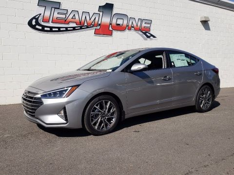 New 2020 Hyundai Elantra Limited FWD 4dr Car