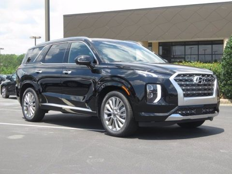 New 2020 Hyundai Palisade Limited FWD Sport Utility